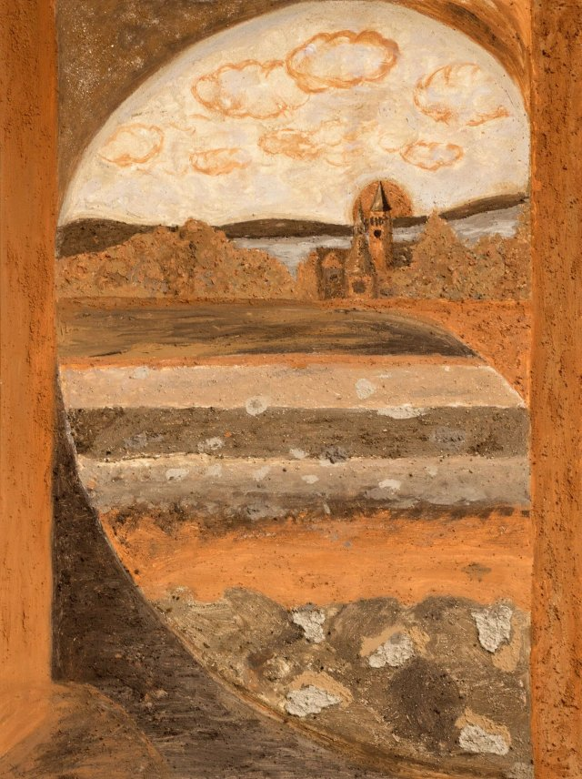 Picture of soil mural